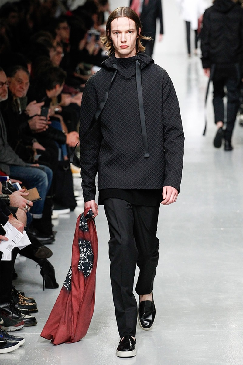 LONDON COLLECTION MEN Matthew Miller Fall 2017. www.imageamplified.com, Image Amplified7