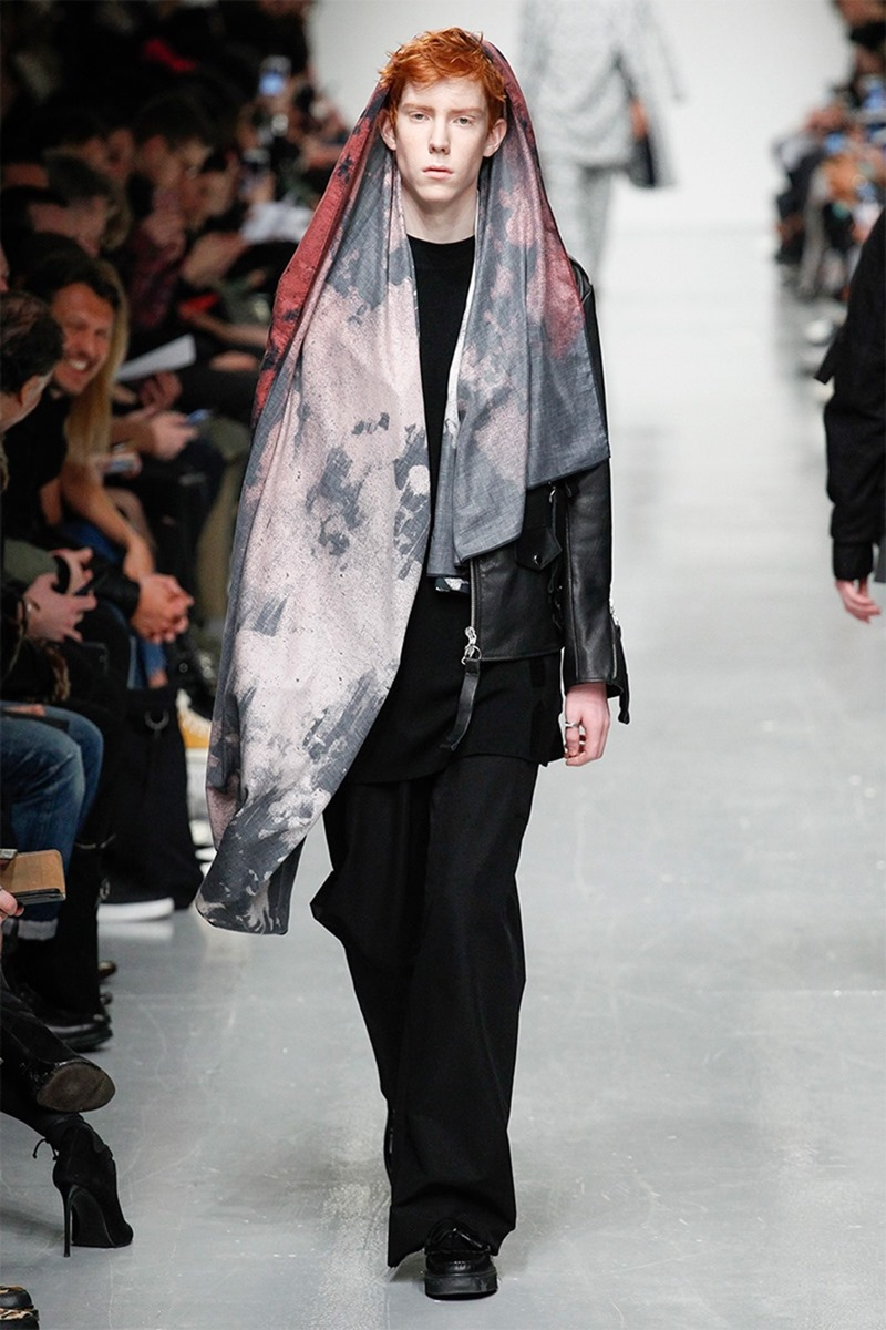 LONDON COLLECTION MEN Matthew Miller Fall 2017. www.imageamplified.com, Image Amplified9