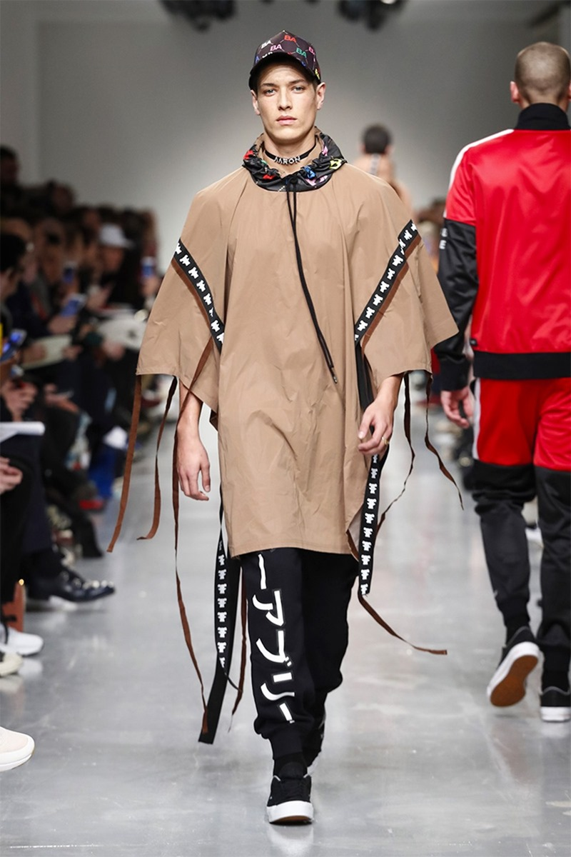 LONDON COLLECTIONS MEN Bobby Abley Fall 2017. www.imageamplified.com, image Amplified10