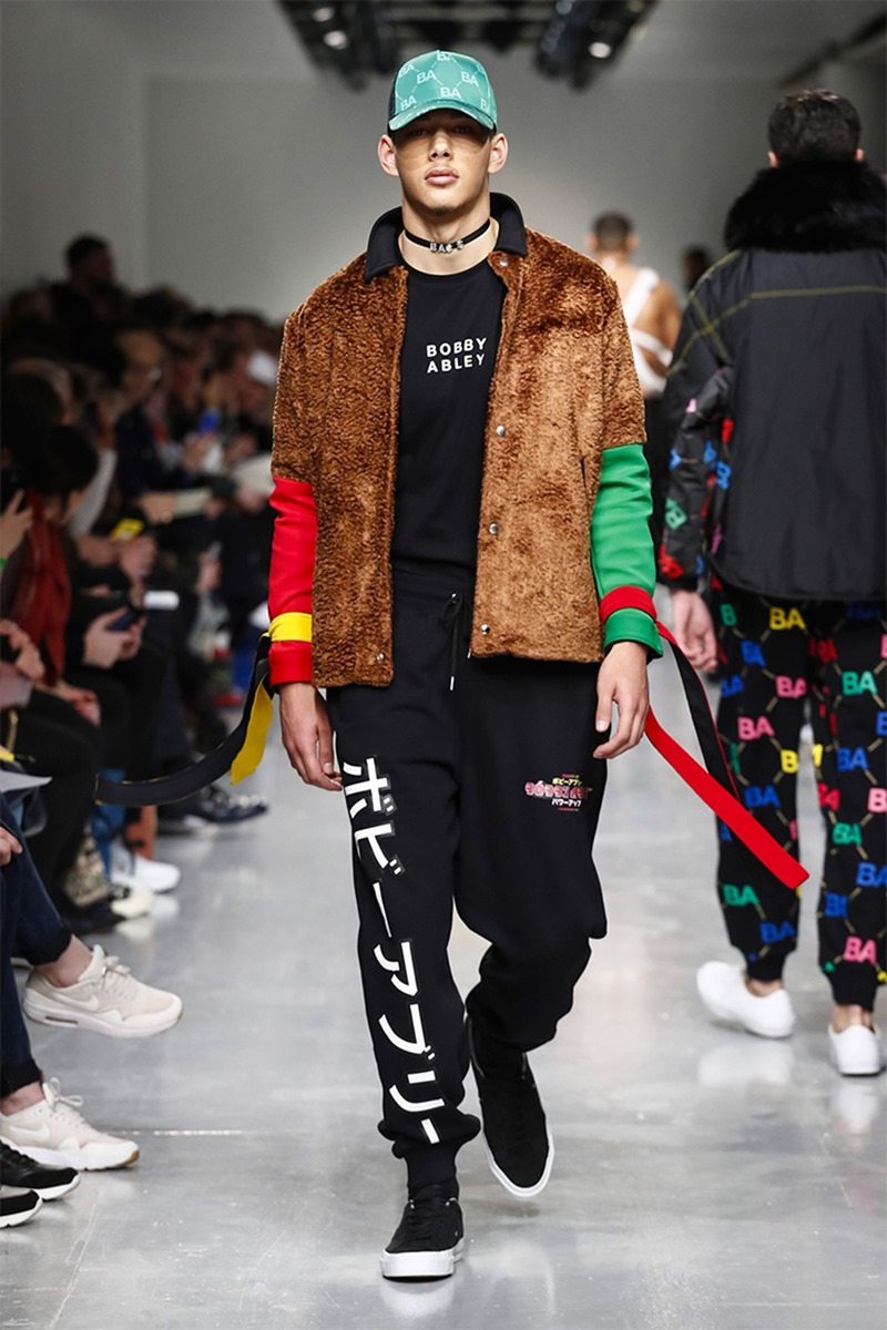 LONDON COLLECTIONS MEN Bobby Abley Fall 2017. www.imageamplified.com, image Amplified20