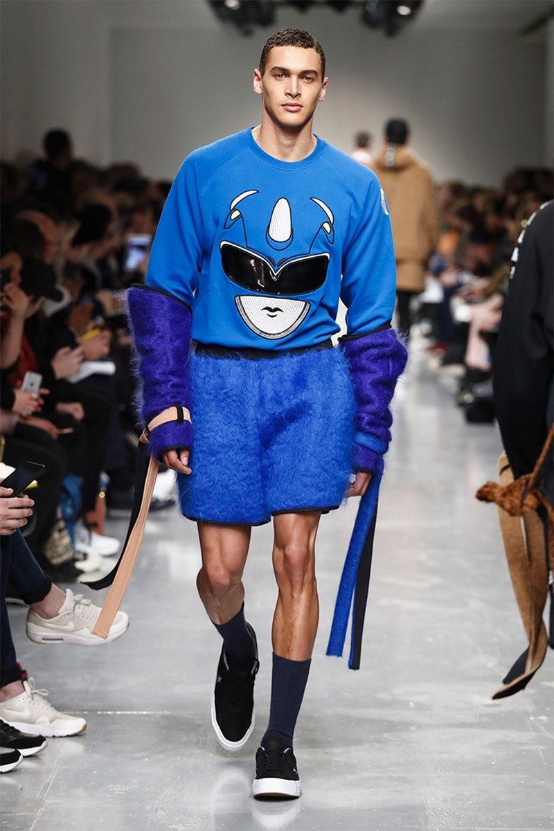 LONDON COLLECTIONS MEN Bobby Abley Fall 2017. www.imageamplified.com, image Amplified4