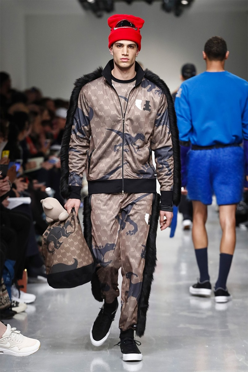 LONDON COLLECTIONS MEN Bobby Abley Fall 2017. www.imageamplified.com, image Amplified5
