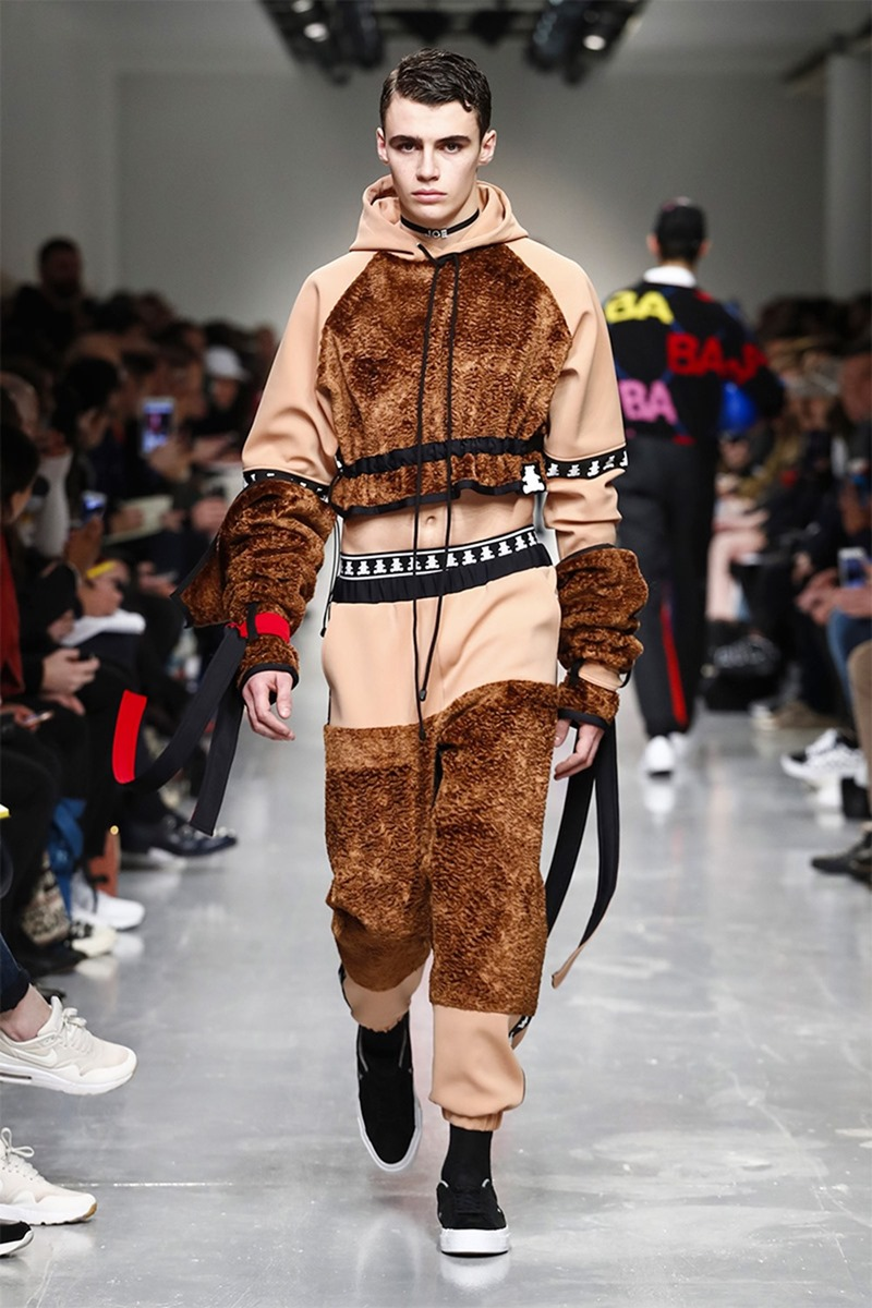 LONDON COLLECTIONS MEN Bobby Abley Fall 2017. www.imageamplified.com, image Amplified8