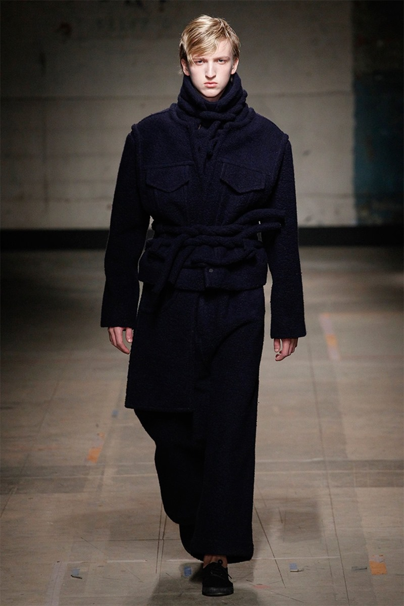 LONDON COLLECTIONS MEN Craig Green Fall 2017. www.imageamplified.com, image Amplified4