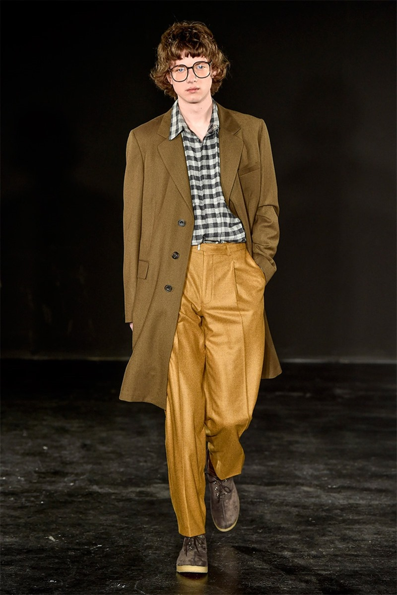 LONDON COLLECTIONS MEN E. Tautz Fall 2017. www.imageamplified.com, image Amplified4