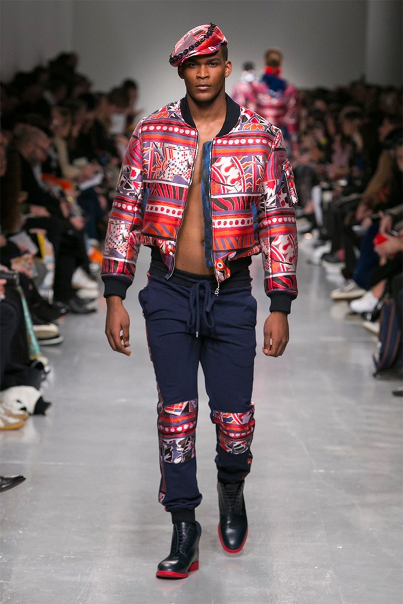LONDON COLLECTIONS MEN Sibling Fall 2017. www.imageamplified.com, image amplified20