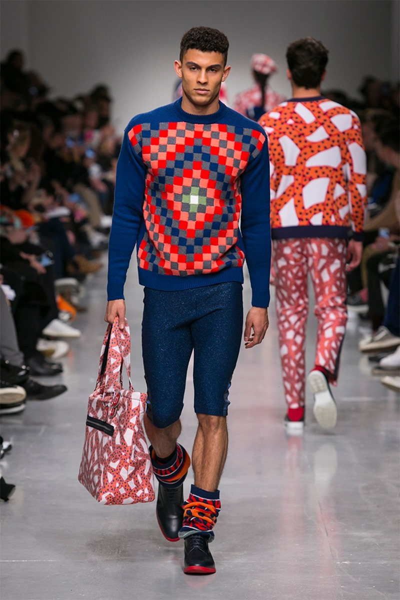 LONDON COLLECTIONS MEN Sibling Fall 2017. www.imageamplified.com, image amplified5
