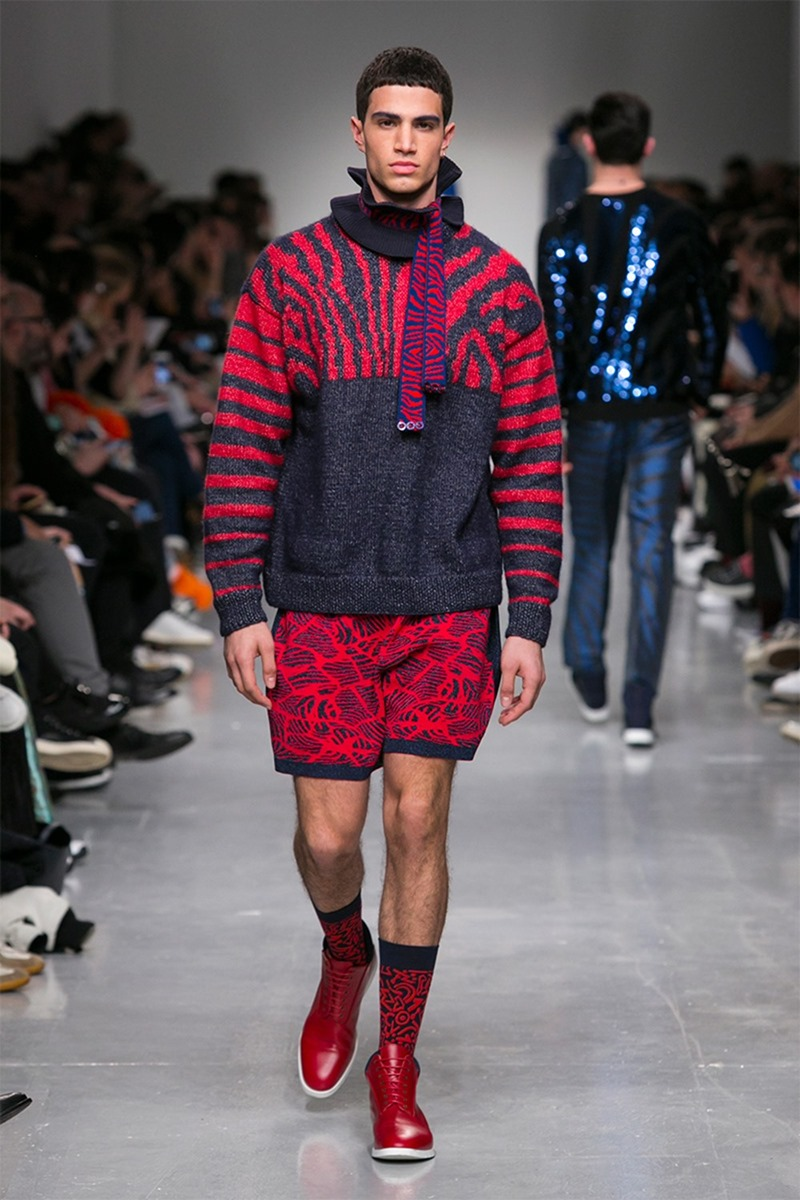 LONDON COLLECTIONS MEN Sibling Fall 2017. www.imageamplified.com, image amplified8