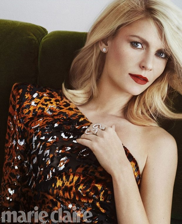 MARIE CLAIRE MAGAZINE Claire Danes by Txema Yeste. Alison Edmond, February 2017, www.imageamplified.com, Image Amplified2