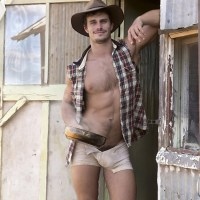 MASCULINE DOSAGE: Outback Dusk by Paul Freeman