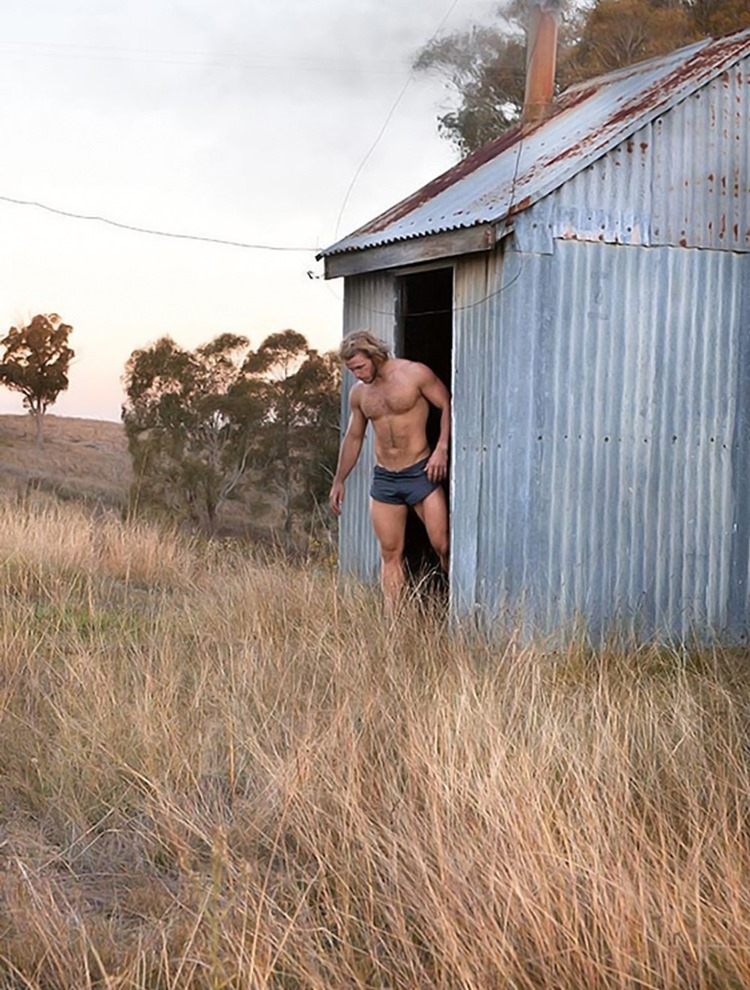 MASCULINE DOSAGE Outback Dusk by Paul Freeman. www.imageamplified.com, Image Amplified12
