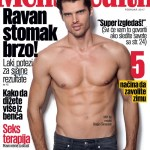 MEN'S HEALTH CROATIA: Brian Shimansky by Sinem Yazici