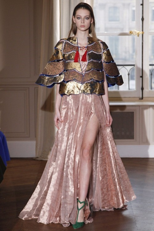 PARIS HAUTE COUTURE Schiaparelli Couture Spring 2017. www.imageamplified.com, Image Amplified28