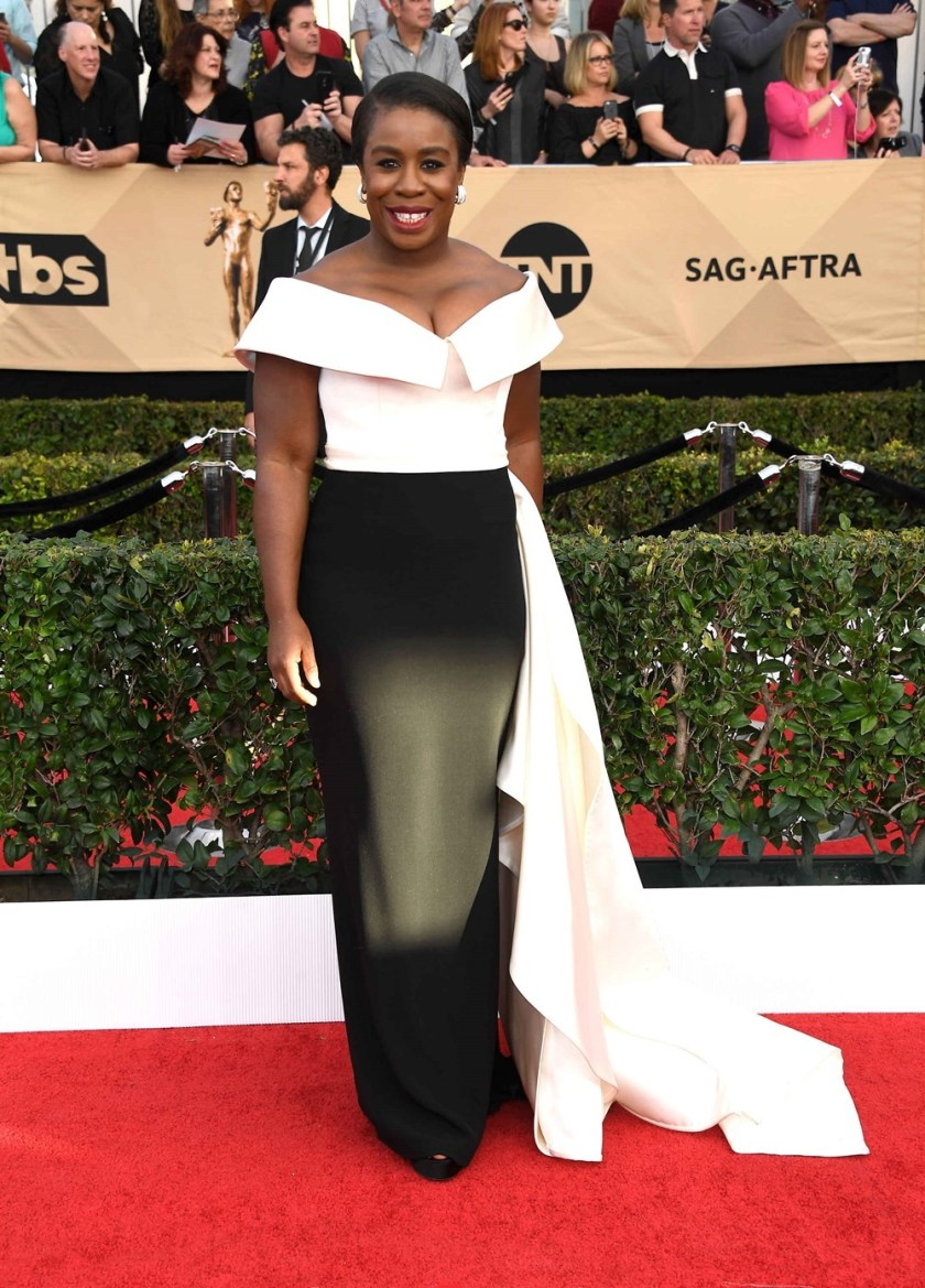 RED CARPET COVERAGE SAG Film Awards 2017. www.imageamplified.com, Image Amplified47