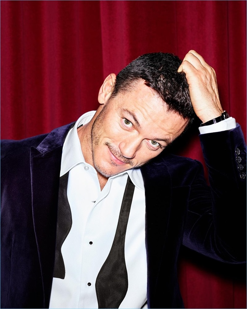 THE SUNDAY TIMES STYLE Luke Evans & Poppy Delevigne by Aitken Jolly. Flossie Saunders, Michael Hennegan, Fall 2016, www.imageamplified.com, image Amplified1