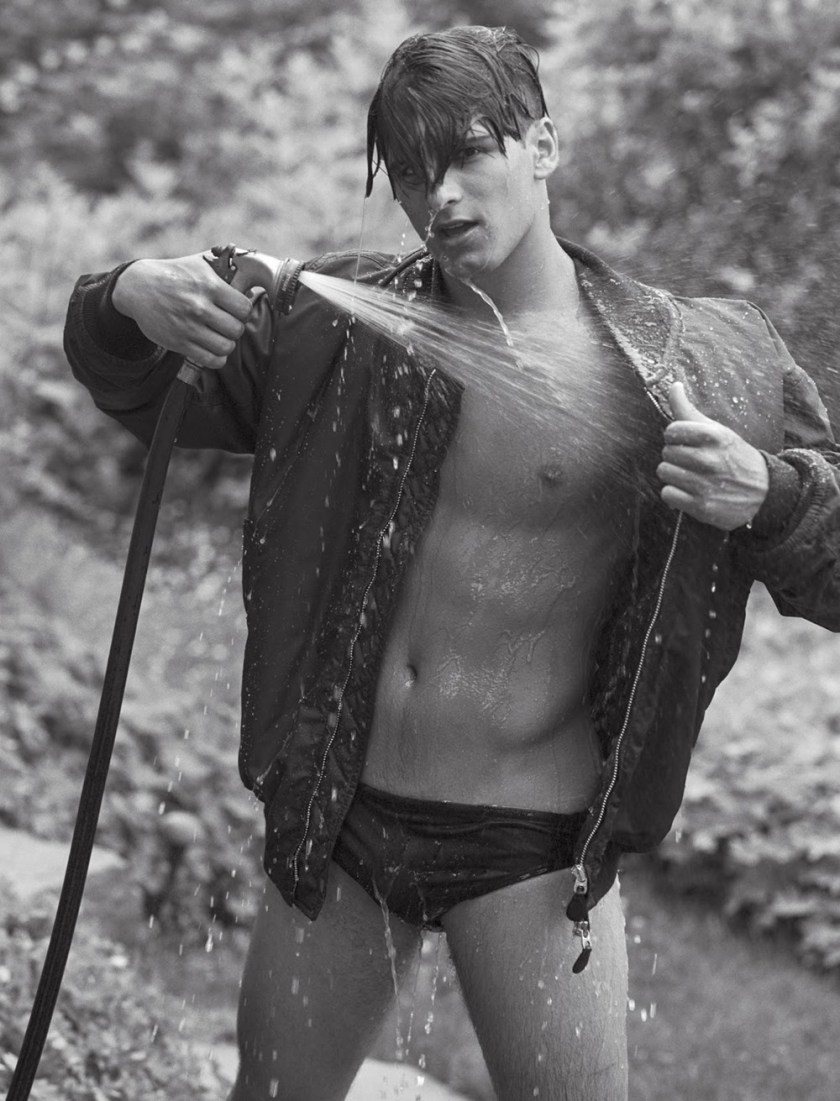 V MAN MAGAZINE Topcoat Stories by Bruce Weber. Paul Cavaco, Fall 2017, www.imageamplified.com, Image Amplified10