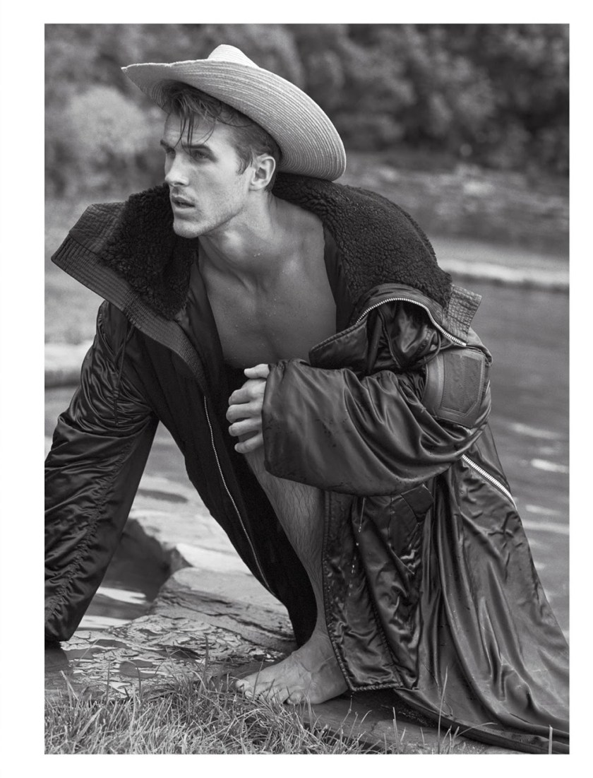V MAN MAGAZINE Topcoat Stories by Bruce Weber. Paul Cavaco, Fall 2017, www.imageamplified.com, Image Amplified14