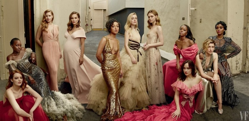 VANITY FAIR MAGAZINE Hollywood by Annie Leibovitz. Jessica Diehl, February 2017, www.imageamplified.com, Image Amplified (13)