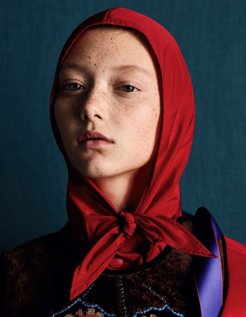 VOGUE CHINA Sara Grace by Ben Toms. Robbie Spencer, February 2017, www.imageamplified.com, Image Amplified5