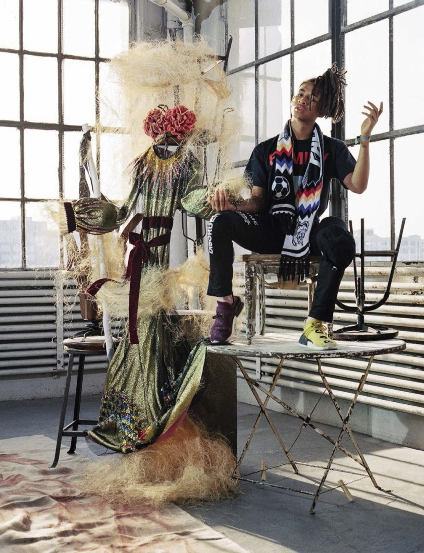 VOGUE ITALIA Estella Boersma & Jaden Smith by Bruce Weber. Paul Cavaco, January 2017, www.imageamplified.com, image Amplified (11)