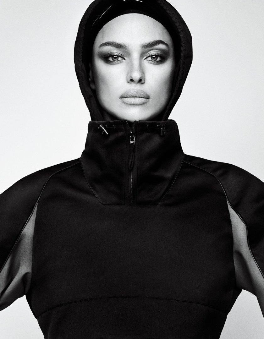 VOGUE JAPAN Irina Shayk by Luigi & Iango. Anna Dello Russo, March 2017, www.imageamplified.com, Image Amplified11