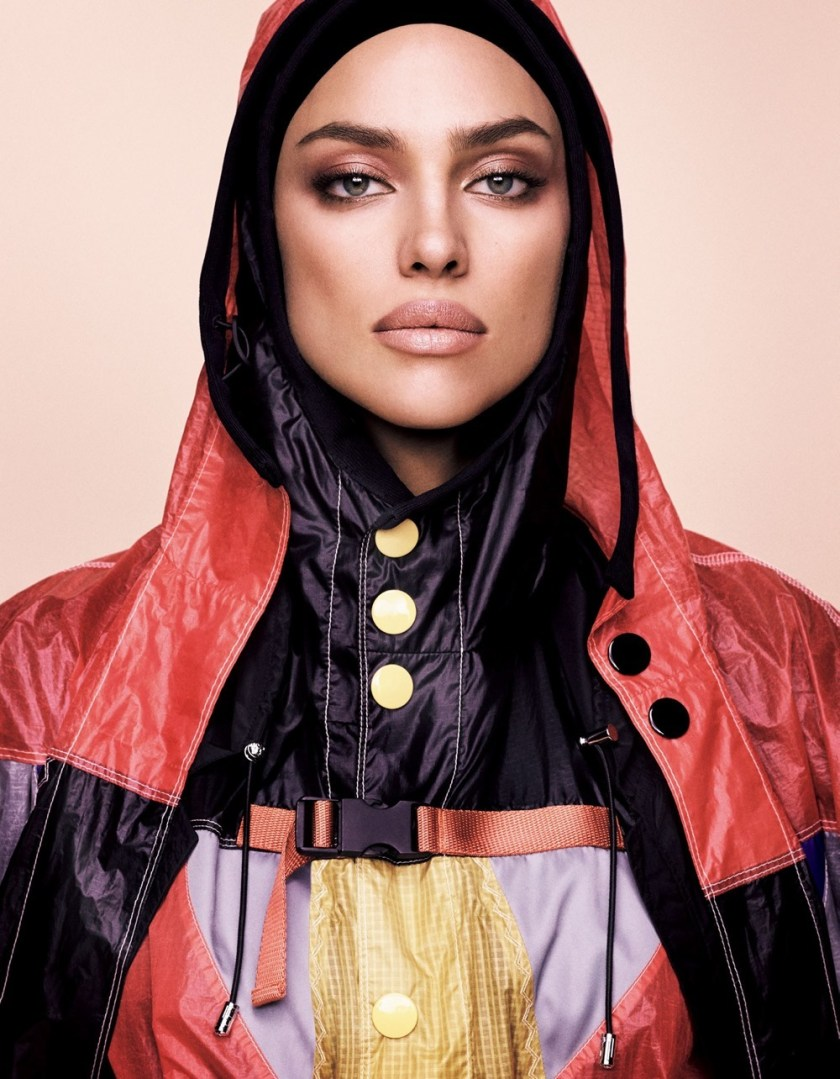 VOGUE JAPAN Irina Shayk by Luigi & Iango. Anna Dello Russo, March 2017, www.imageamplified.com, Image Amplified5