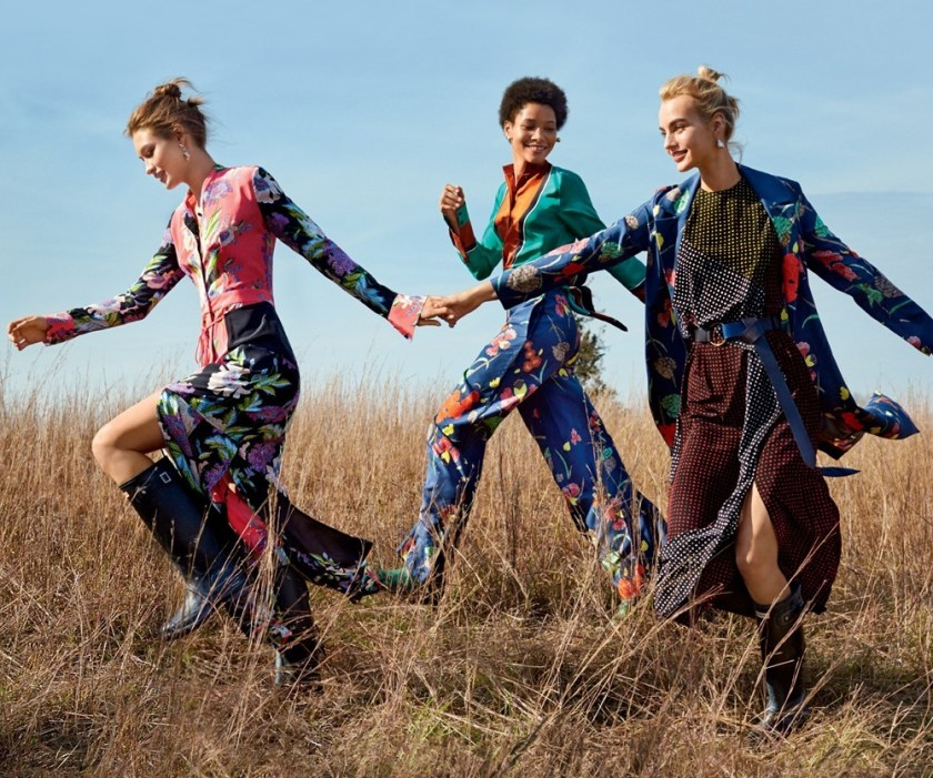 VOGUE MAGAZINE Wrapped Attention by Josh Olins. Alex Harrington, February 2017, www.imageamplified.com, Image amplified1