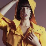 VOGUE TAIWAN: Milla Jovovich by An Le