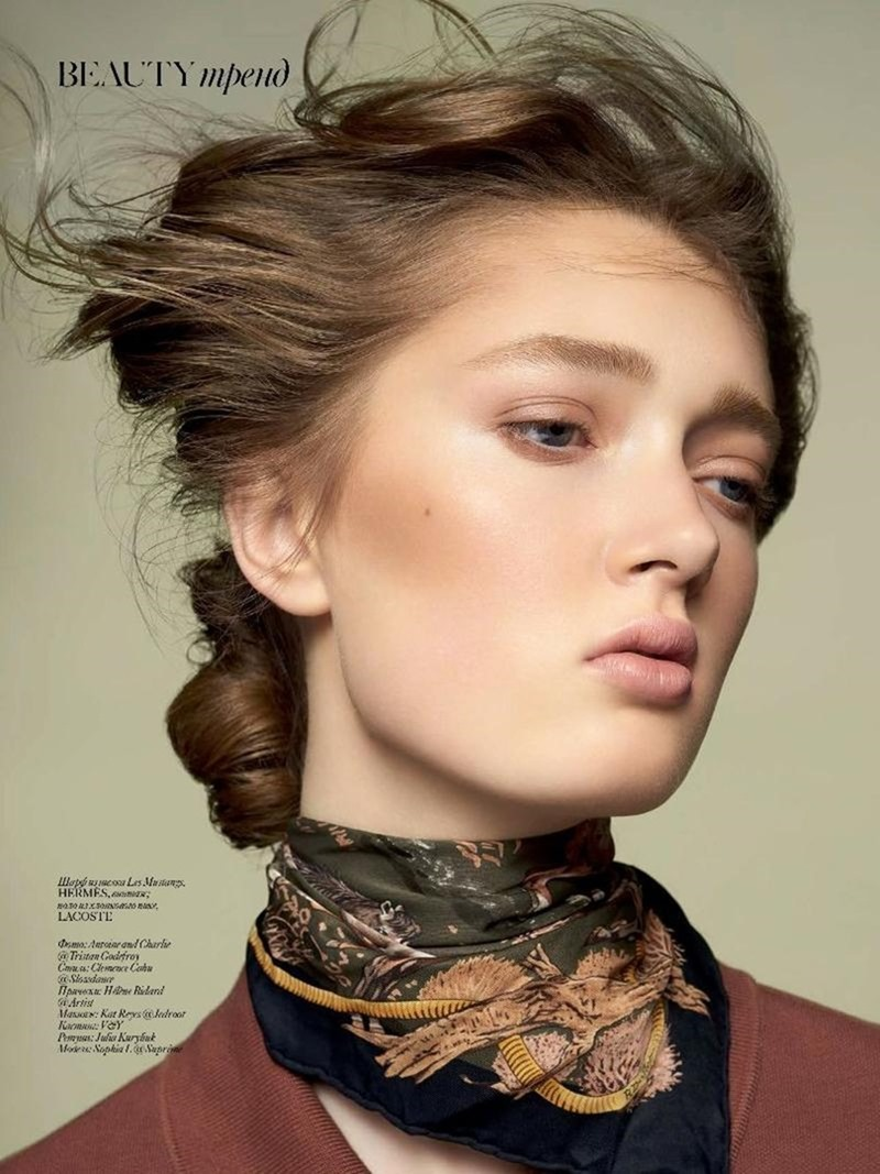 VOGUE UKRAINE Sophia Linnewedel by Antoine & Charlie. January 2017, www.imageamplified.com, Image Amplified2