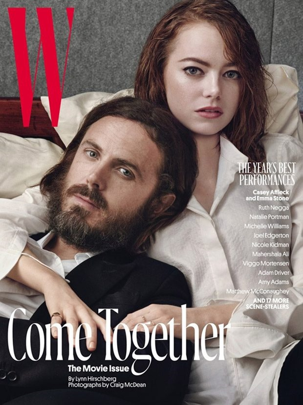 W MAGAZINE The Movie Issue by Craig McDean. Edward Enninful, January 2017, www.imageamplified.com, Image Amplified3