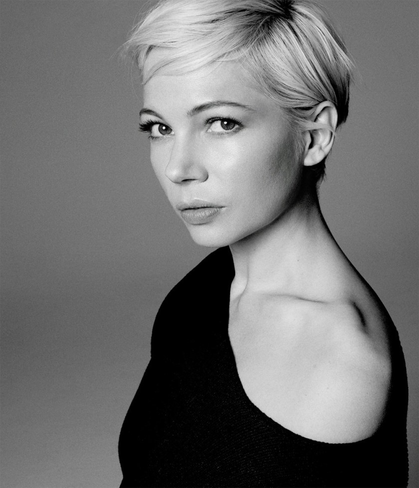WSJ MAGAZINE Michelle Williams by Daniel Jackson. Clare Richardson, February 2017, www.imageamplified.com, Image Amplified2