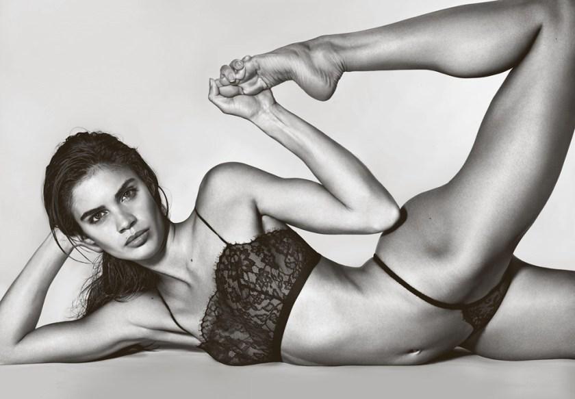 10 MAGAZINE Victoria's Secret Angels by Richard Burbridge. Sophia Neophitou, Spring 2017, www.imageamplified.com, Image Amplified10