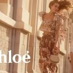 CAMPAIGN: Luna Bijl & Ulrikke Hoyer for Chloe Spring 2017 by Charlotte Wales