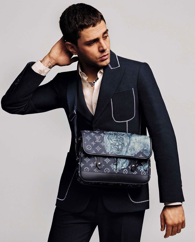 CAMPAIGN Xavier Dolan for Louis Vuitton Spring 2017 by Alasdair McLellan. www.imageamplified.com, Image Amplified2