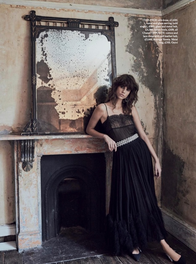 HARPER'S BAZAAR UK Antonina Petkovic by REgan Cameron. Miranda Almond, March 2017, www.imageamplified.com, Image Amplified10