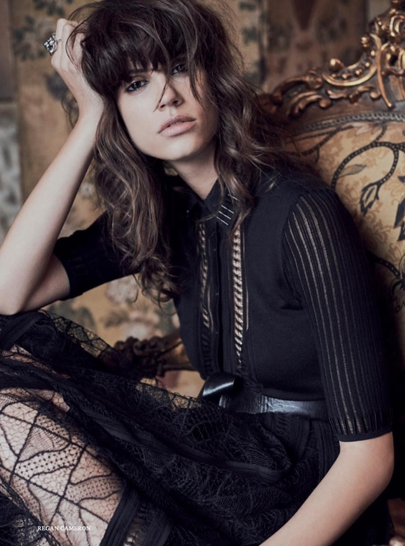 HARPER'S BAZAAR UK Antonina Petkovic by REgan Cameron. Miranda Almond, March 2017, www.imageamplified.com, Image Amplified11