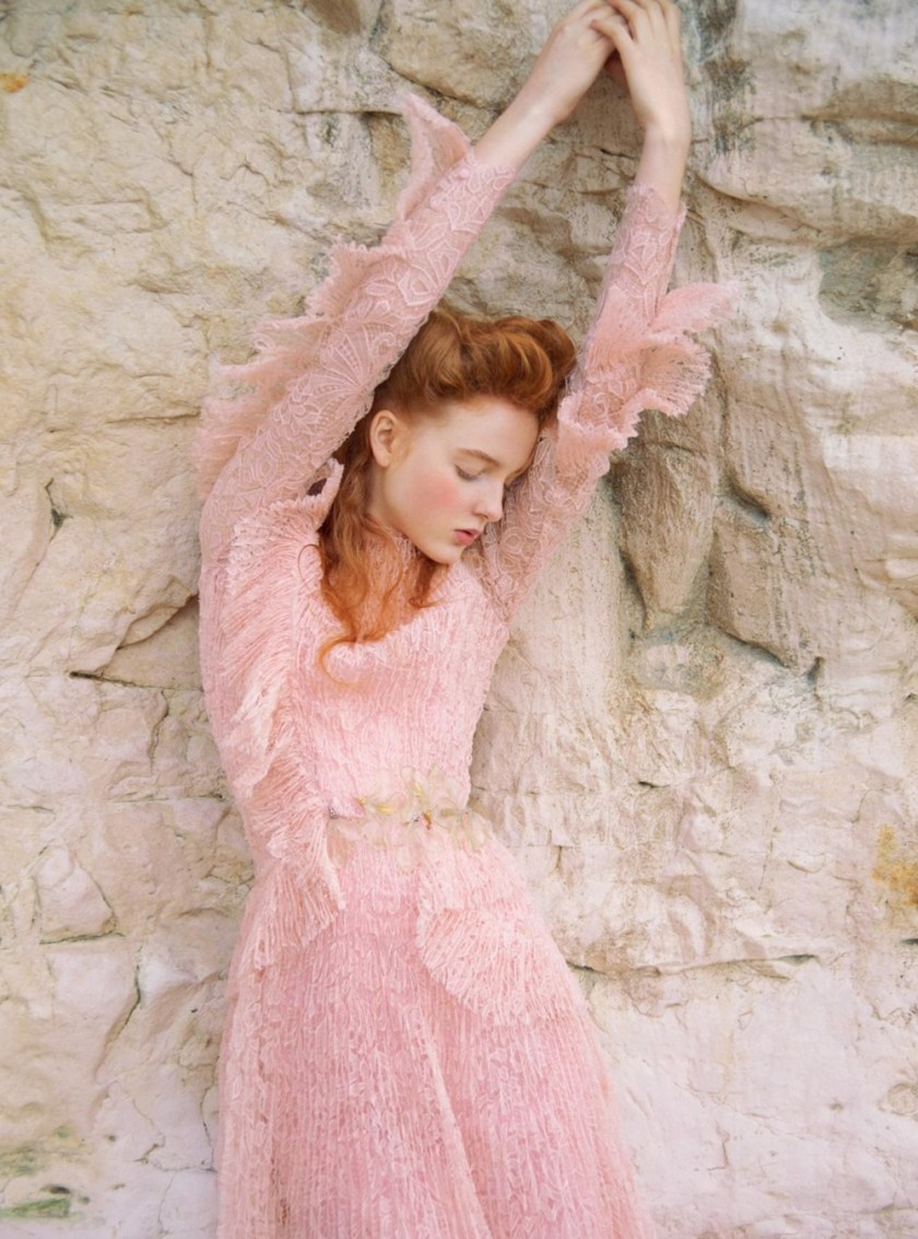 HARPER'S BAZAAR UK Madison Stubbington by Erik Madigan Heck. Leith Clark, March 2017, www.imageamplified.com, Image Amplified5
