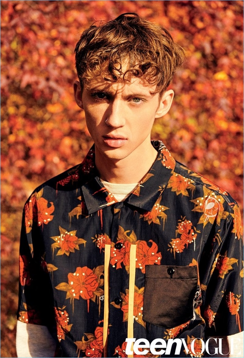 TEEN VOGUE Troye Sivan by Ryan McGinley. Tom Guinness, Spring 2017, www.imageamplified.com, Image Amplified4