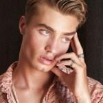 VANITY TEEN: Jordan Roberts by Bruno Cortes