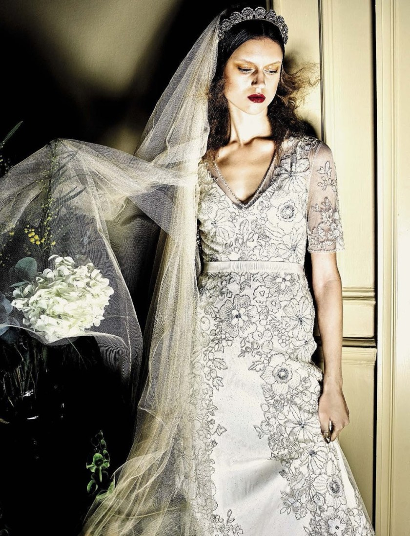 VOGUE ITALIA SPOSA Frida Westerlund by Michel Comte. Enrica Ponzellini, January 2017, www.imageamplified.com, Image Amplified2