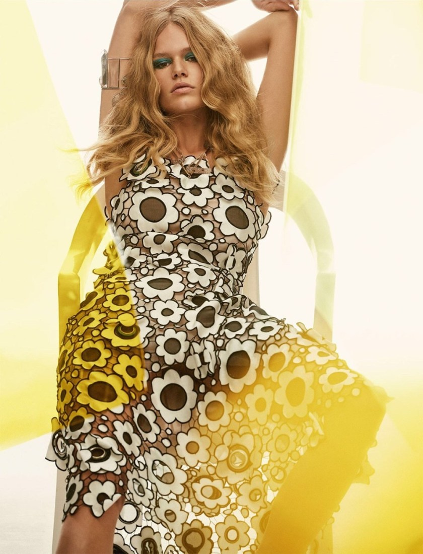 VOGUE UK Anna Ewers by Craig McDean. March 2017, www.imageamplified.com, Image Amplified3