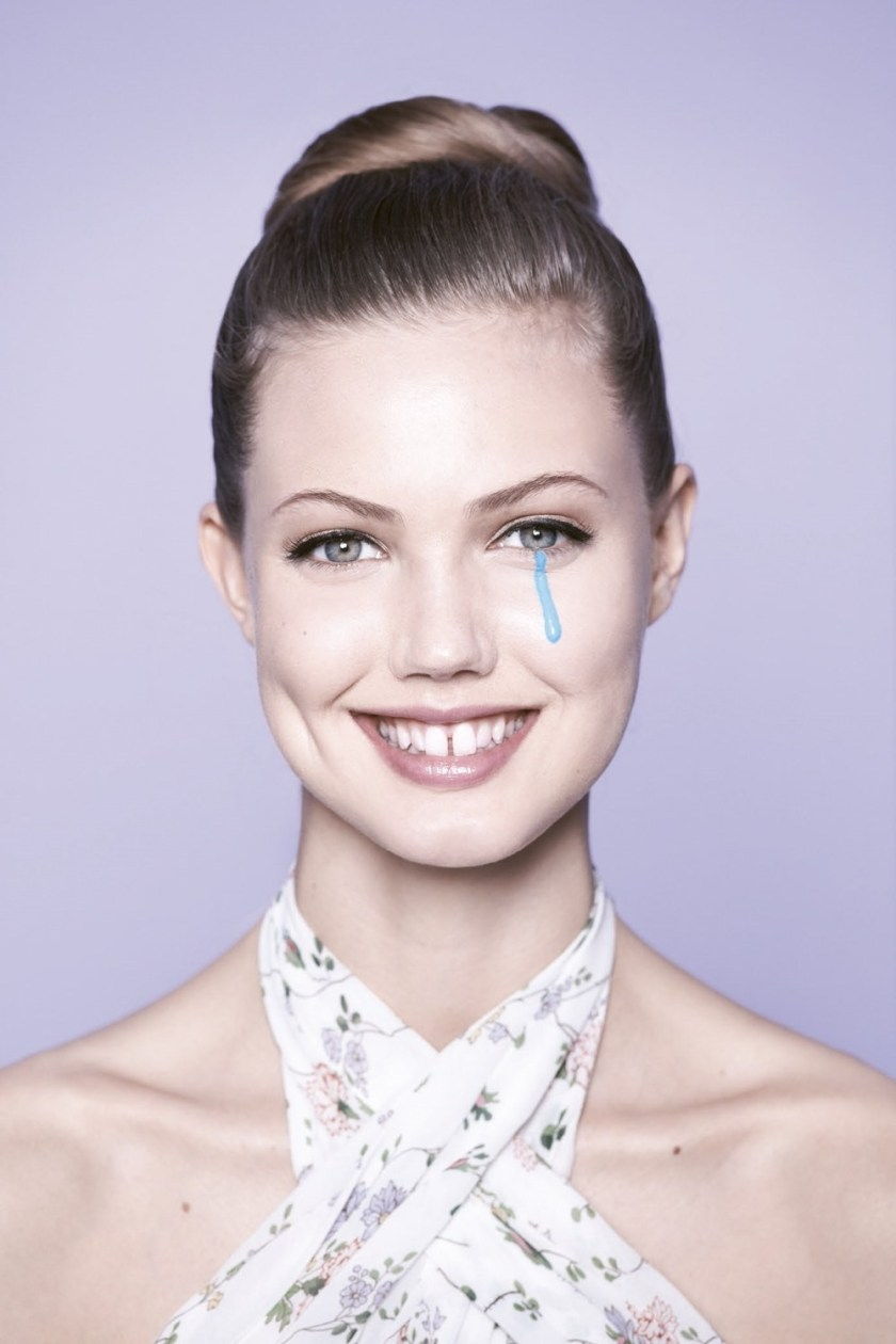 BERGDORF GOODMAN Lindsey Wixson by Karen Collins. Anne Christensen, Spring 2017, www.imageamplified.com, Image Amplified1