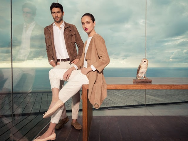 CAMPAIGN Noah Mills for Pedro del Hierro Spring 2017 by Alfonso Ohnur. Carolina Badia, www.imageamplified.com, Image Amplified3