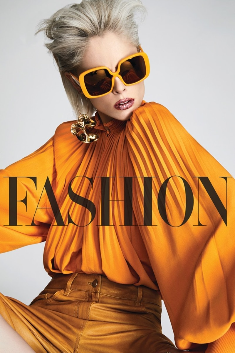 FASHION MAGAZINE Coco Rocha by Owen Bruce. George Antonopoulos, April 2017, www.imageamplified.com, Image Amplified4