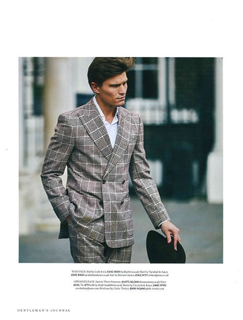 GENTLEMANS JOURNAL Oliver Cheshire by Adam Russell. Holly Macnaghten, Spring 2017, www.imageamplified.com, Image Amplified5