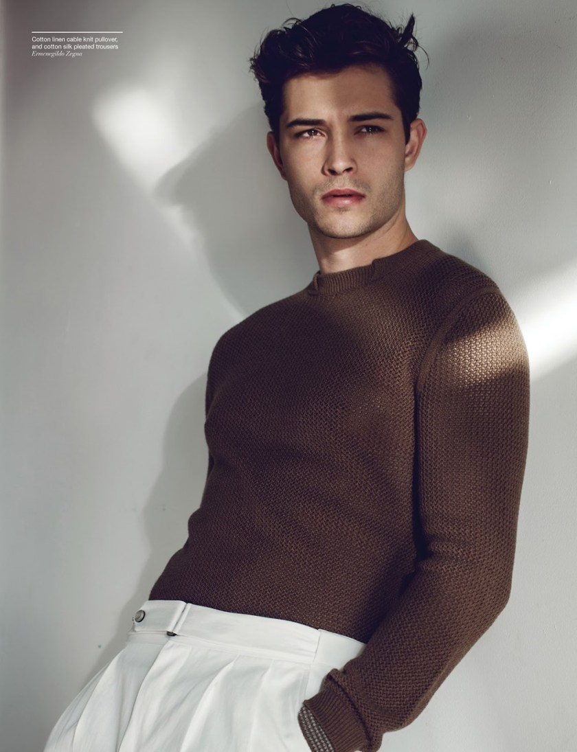 MANIFESTO MAGAZINE Francisco Lachowski by Brent Chua. Jungle Lin, Spring 2017, www.imageamplified.com, Image Amplified1