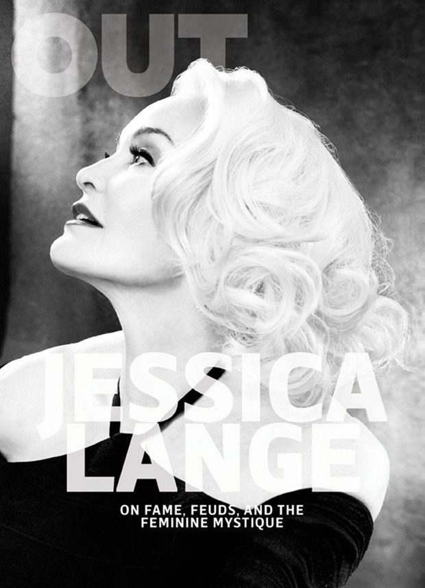 OUT MAGAZINE Jessica Lange by Ruven Afanador. Negar Ali, April 2017, www.imageamplified.com, Image Amplified6