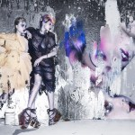 STERN MAGAZINE: Anna Cleveland, Madison Stubbington & Jazelle by Nick Knight