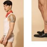 VANITY TEEN ONLINE: Victor Lorente by Alex Gallego