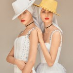 VOGUE BRASIL: Lorena Maraschi & Angelica Erthal by Zee Nunes
